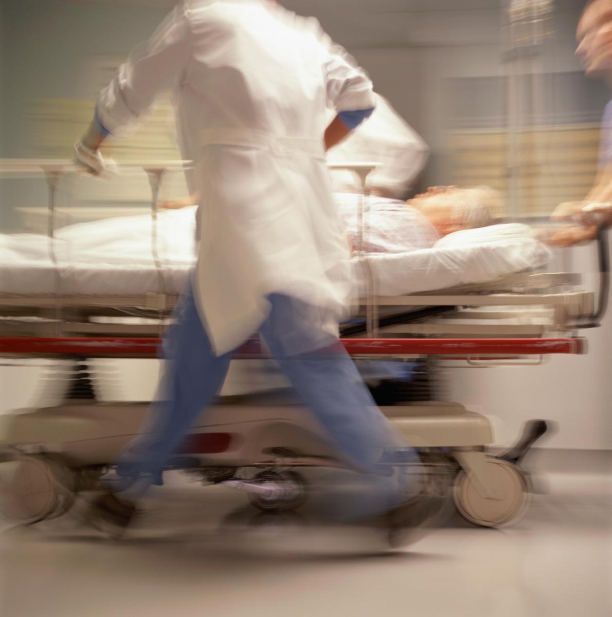 Emergency Trauma Nurse